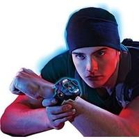 Spy Gear Tri - Optic Kameralı Saat