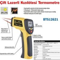 BTS Çift Lazerli KızılÖtesi Termometre BTS-12621