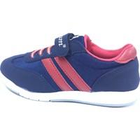 Rabum Lacivert Kırmızı Çocuk Spor Ayakkabı