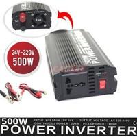 Invertör 24V 500W 220V Yükseltici