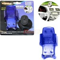 Telefon Tutucu Vantuzlu Sensörlü Mavi