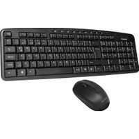 Flaxes FLX-275Q Q/USB Multimedia Kablolu Klavye Mouse Combo Set