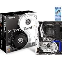 ASRock X370 TAICHI 2x PCIe x16 3200+MHz(OC)(Ryzen) DDR4 10X USB3.0 2x USB3.1 AM4 ATX Anakart (ASRX370-TAICHI)