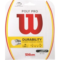 Wilson Kordaj Poly Pro 16 Set Silver (Wrz921900)
