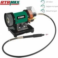 Rtrmax Rtm410 Mini Zımpara Taş Motoru Ve Gravür