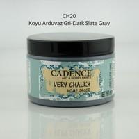 Cadence Very Chalky 150 ml Koyu Arduvaz Gri