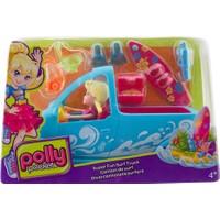 Polly Pocket Polly'nin Eğlenceli Sörf Kamyonu