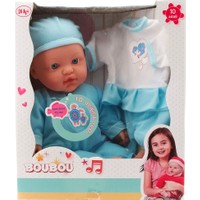 Sunman Boubou 10 Değişik Sesli Bebek Model 2