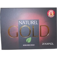 1001 Naturel Gold Bitkisel 20 Kapsül