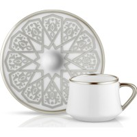Koleksiyon Sufı Turk Kahvesı St 6Lı Selcuklu Platın