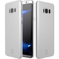 Baseus Samsung Galaxy S8 Kılıf Wing Serisi Ultra İnce Rubber