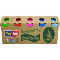 Play-Toys Natural Beşli Oyun Hamuru
