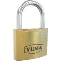 Yuma Yuma 2050 50 Mm Sarı Asma Kilit