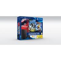 Sony Ps4 500 Gb Slim Konsol + Ps4 Horizon Zero Dawn + Ps4 Driveclub + Ps4 Ratchet and Clank + 3 Ay Psn Plus Üyelik ( Sony Eurasia )