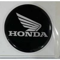 Damla Etiket Honda Siyah D3