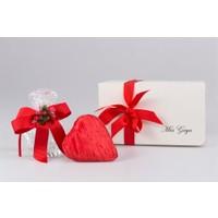 Miss Gaya Kırmızı Renkli Hediyelik Set 1