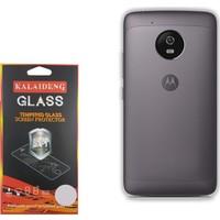 Gpack Motorola Moto G5 Plus Kılıf 02mm Silikon Case +Cam