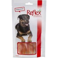 Reflex Chicken Slice Soft Tavuk Yumuşak Dilim Doğal Köpek Ödülü 80 Gr