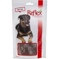 Reflex Beef Cube Biftek Küp Doğal Köpek Ödülü 80 Gr