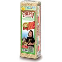 Chipsi Plus Çilek Aromalı Kemirgen Talaşı 15 Lt