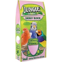 Jungle Kuşlar İçin Vitaminli İyotlu Enerji Bloğu Gaga Taşi Small