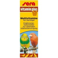 Sera Vitamin Plus V Kuşlar Için Multivitamin Damlasi 15 Ml