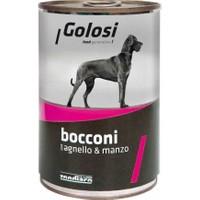 Golosi Bacconi Kuzu Ve Siğir Etli Köpek Konservesi 400 Gr.