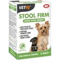Mc Vetiq Stool Firm Köpekler Için Yumuşak Dişkilamayi Önleyici Tablet 45 Adet