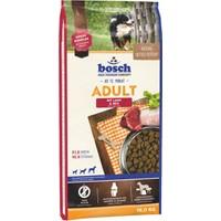 Bosch Adult Lamb & Rice Kuzu Etli Pirinçli Yetişkin Köpek Mamasi 15 Kg