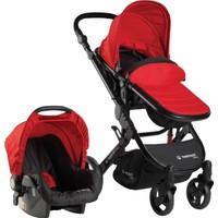 Hattrick Baby Bts 410 Bebek Arabası+Koltuk Set