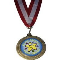 Beyazyıldızlar Madalya 10 Adet (Yıldız Öğrenci)