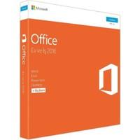 Microsoft Office Ev Ve İş 2016 Türkçe Kutu