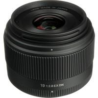 Sigma 19 Mm F2.8 Ex Dn Olympus / Panasonic Uyumlu