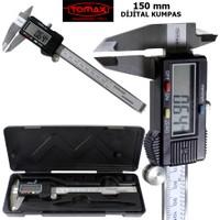Tomax Digital Kumpas 150 Mm