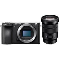 Sony A6500 18-105 Mm Aynasız Fotoğraf Makinesi