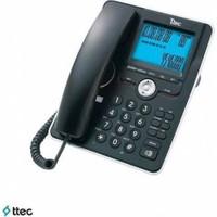 Ttec Tk 6117 Masaüstü Kablolu Telefon Siyah