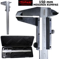 Tomax Mekanik Kumpas 150 mm