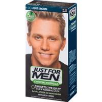 Just For Men Saç Boyası H-25 Light Brown