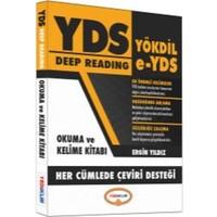 Yds Deep Readıng Okuma Ve Kelime Kitabı