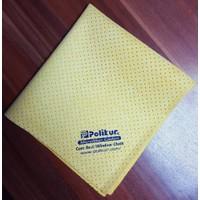 Polikur Mikrofiber Güderi Delikli Cam Ve Temizlik Bezi 37 x 40 Cm