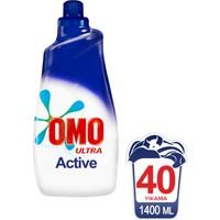 Omo Sıvı Çamaşır Deterjanı Actıve 1400 ML