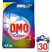 Omo Toz Çamaşır Deterjanı Color 4.5 Kg