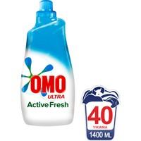 Omo Sıvı Çamaşır Deterjanı Actıve Fresh 1400 ML