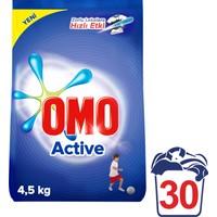 Omo Toz Çamaşır Deterjanı Active 4.5 Kg