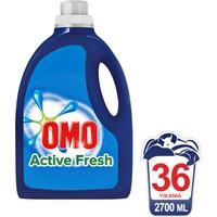 Omo Sıvı Çamaşır Deterjanı Actıve Fresh 2700 ML