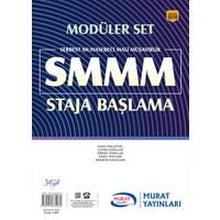 Murat Yayınları Modüler Set SMMM Staja Başlama Modüler Set