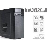 TX K6 300W USB 2.0 ATX Bilgisayar Kasası (TXCHK6P300)