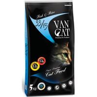 Vancat Erişkin Balıklı&Pirinçli Kedi Maması 5kg