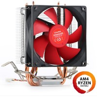 Dark Freezer X90 Intel 775/1156/1155/1150/1151 FM1/FM2/AM2+/AM3+ /AM4 Ryzen Uyumlu işlemci Soğutucu(DKCCX90)