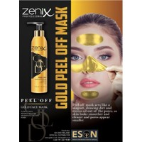 Zenix Peel Off Gold Face Mask 130 Ml Altın Maske